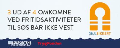 TrygFonden banner, Respekt for vand